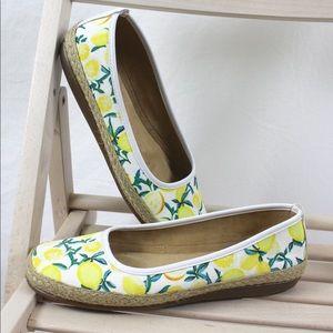 Aerosoles Lemon Solitaire Casual Shoe Sz 10 🍋
